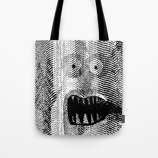 Copy Monster Tote Bag