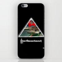 switzson iPhone & iPod Skin