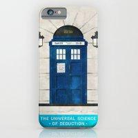 Doctor Who & Sherlock iPhone 6 Slim Case