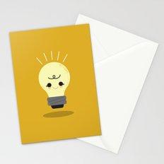 Lil' Light Bulb  Stationery Cards