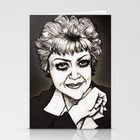 Angela Lansbury 2012 Stationery Cards