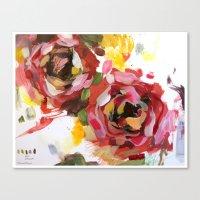 flower arrangement 4 Canvas Print