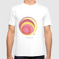 Cirque-Cle #6 Mens Fitted Tee White SMALL