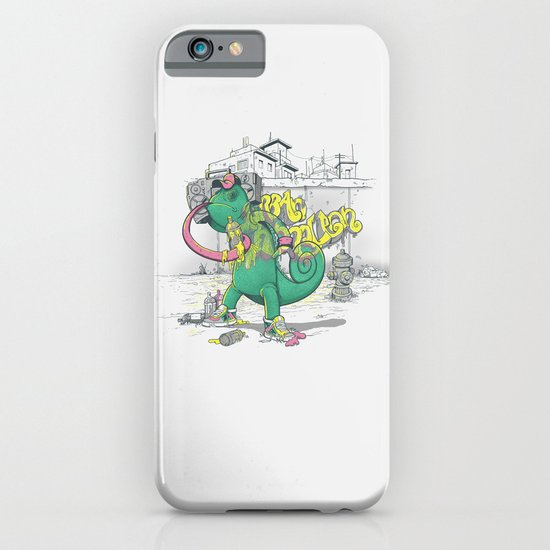 Urban Chameleon  iPhone & iPod Case