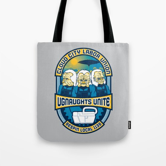 Ugnaughts Unite Tote Bag