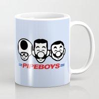 Pipe Boys Mug