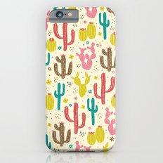 Prickly Cactus  Slim Case iPhone 6s