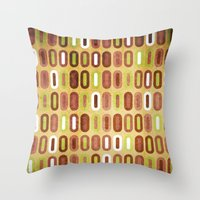 Abrtract I Throw Pillow