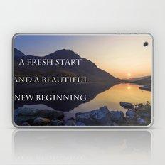 A Fresh Start Laptop & iPad Skin