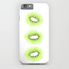 Kiwifruit iPhone 6 Slim Case