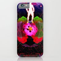 iPhone & iPod Case featuring HERO ARMOUR by Theo Body