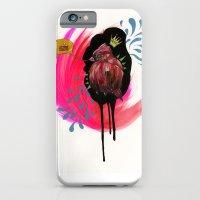 Fat Bird Demands Cake iPhone 6 Slim Case