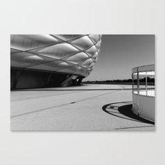 Arena Canvas Print