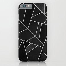 Black Stone iPhone 6s Slim Case