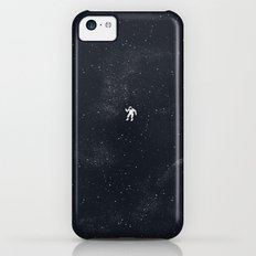 Gravity - Dark Blue iPhone 5c Slim Case