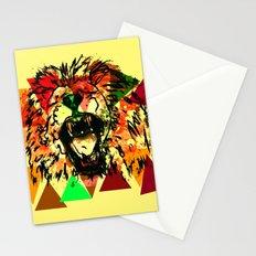 Panthera Leo Stationery Cards