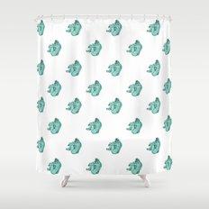 Hunch Shower Curtain
