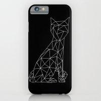 Eleven Quads Cat iPhone 6 Slim Case