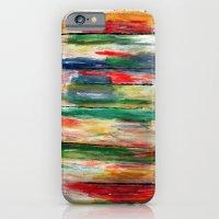 Acryl-Abstrakt 47 iPhone 6 Slim Case