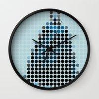 Mr Bat Wall Clock