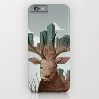 iPhone & iPod Case featuring Unwelcome Visitor by Steven P Hughes