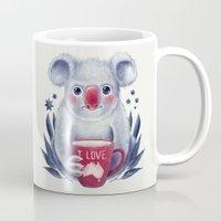 I♥Australia Mug