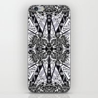 PATTERN5 iPhone & iPod Skin