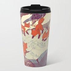 Fisher Fox Travel Mug