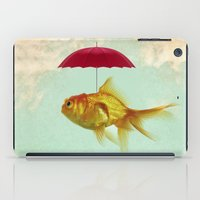 under cover goldfish 02 iPad Case