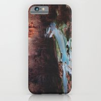 iPhone & iPod Case featuring Havasu Canyon Creek by Kevin Russ