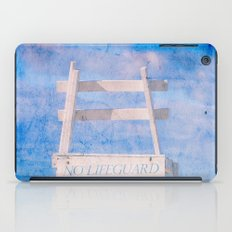 Life's a Beach iPad Case