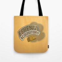 Ferengi Acquisitors Tote Bag