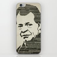 Walter Bishop iPhone & iPod Skin