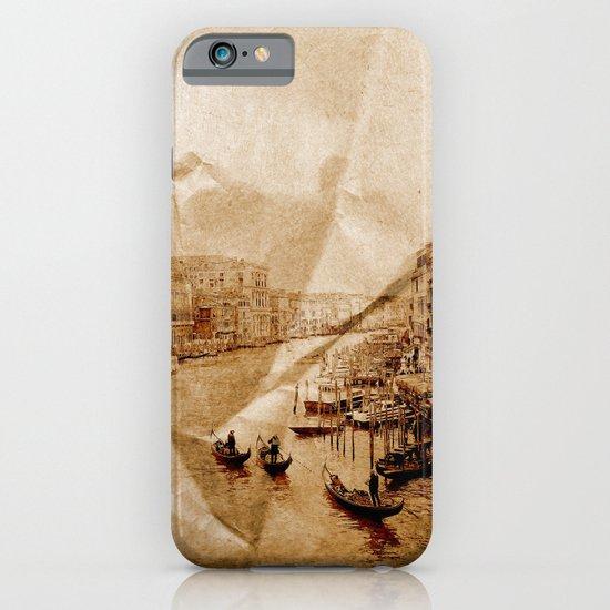 Creased Memories II iPhone & iPod Case