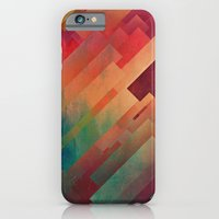 iPhone & iPod Case featuring slyb ynvyrtz by Spires