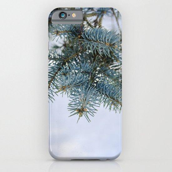Blue Spruce iPhone & iPod Case