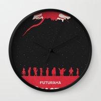 Futurama - TBWABB Wall Clock