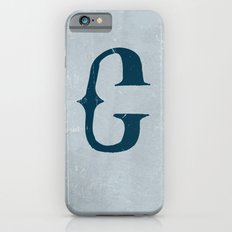 Letter C - Letter A Day Project iPhone 6 Slim Case