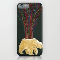 Magnetospheric S.O.S. iPhone 6 Slim Case