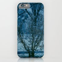 Blue Winter  iPhone 6 Slim Case