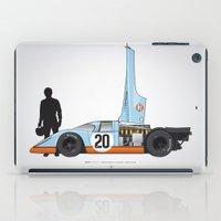 Outline Series N.º4, St… iPad Case