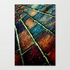 {All in all} Canvas Print
