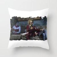 Betelgeuse Betelgeuse Betelgeuse!!! Throw Pillow