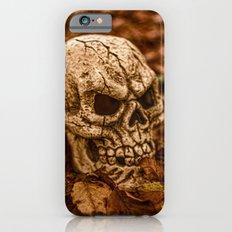 Halloween Skull 2 iPhone 6 Slim Case