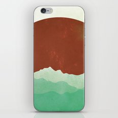 Sunset Valley iPhone & iPod Skin