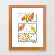 DENISE LEVERTOV - LOVE S… Framed Art Print