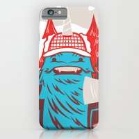 iPhone & iPod Case featuring Cornelius : Lumberjack by Gimetzco's Damaged Goods