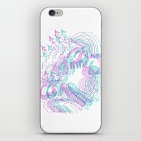 Dreams In Color  iPhone & iPod Skin