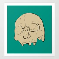 The Real Dead Presidents… Art Print