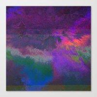 66-63-18 (Universe Risin… Canvas Print